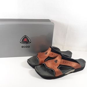 NIB Ecco Slide Sandals Sz 9.5 Water Shoes